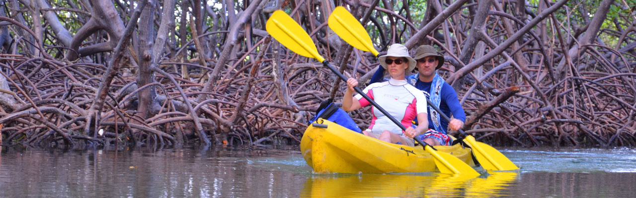 Family-kayak-trips-in-Punta-Rucia